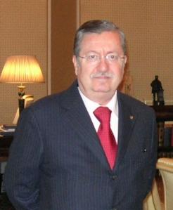 Il prefetto di Milano Gian Valerio Lombardi