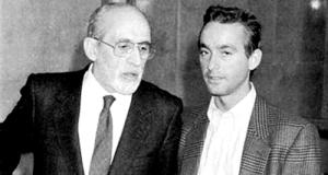 Vito Ciancimino col figlio Massimo 1