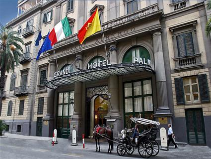 Hotel des Palmes