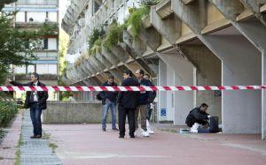 Scena del crimine. Omicidio a Tor Sapienza - Roma