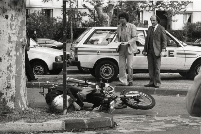 L'assassinat du Juge Pierre Michel. Marseille, mercredi 21 octobre 1981