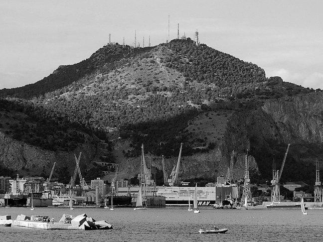 Palermo anni '60, Monte Pellegrino