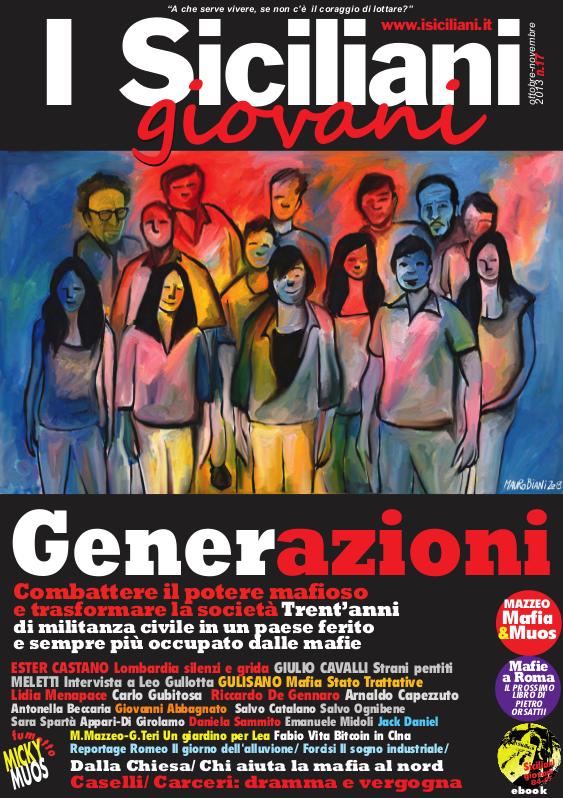 cover i siciliani