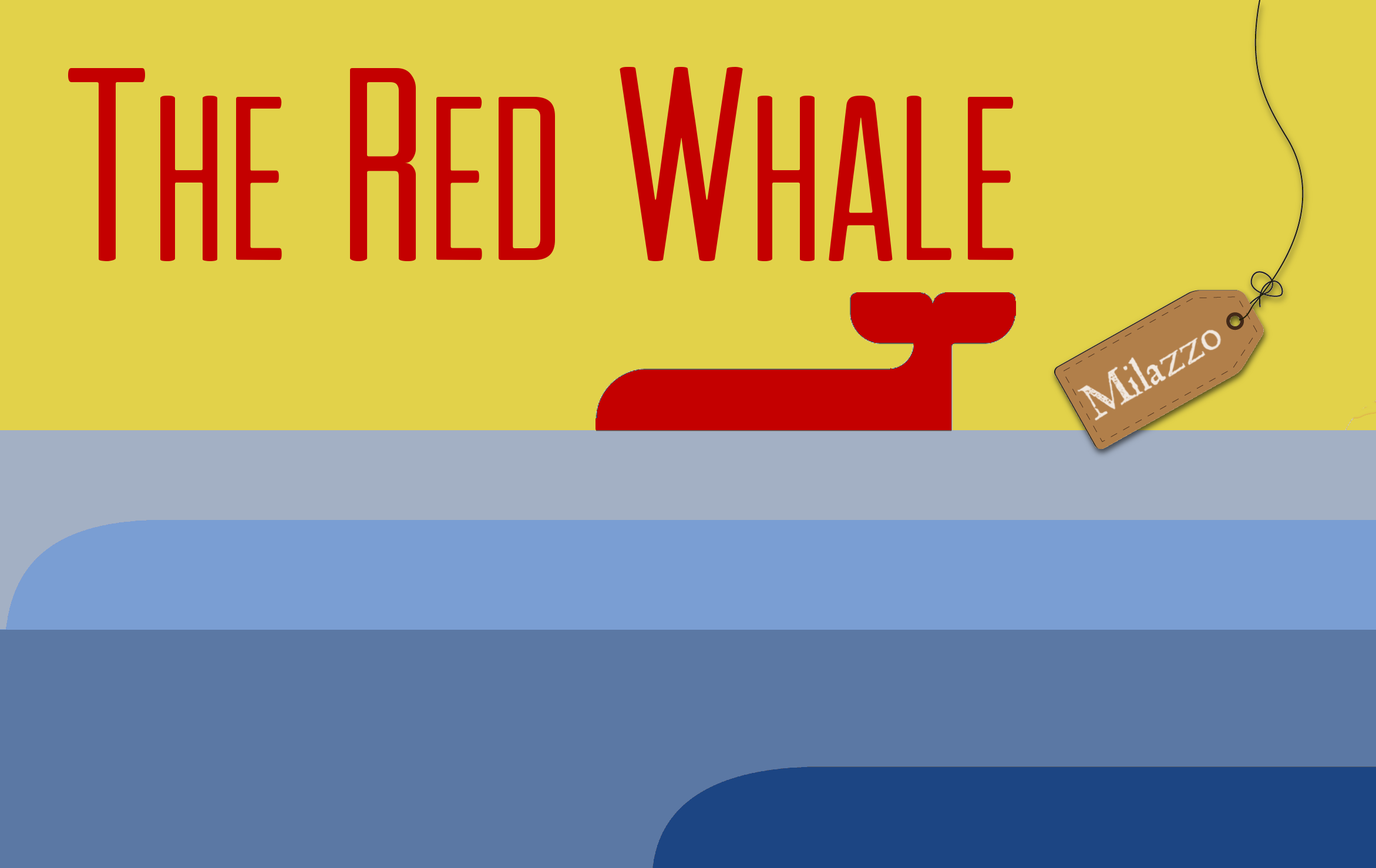 The Red Whale a Milazzo