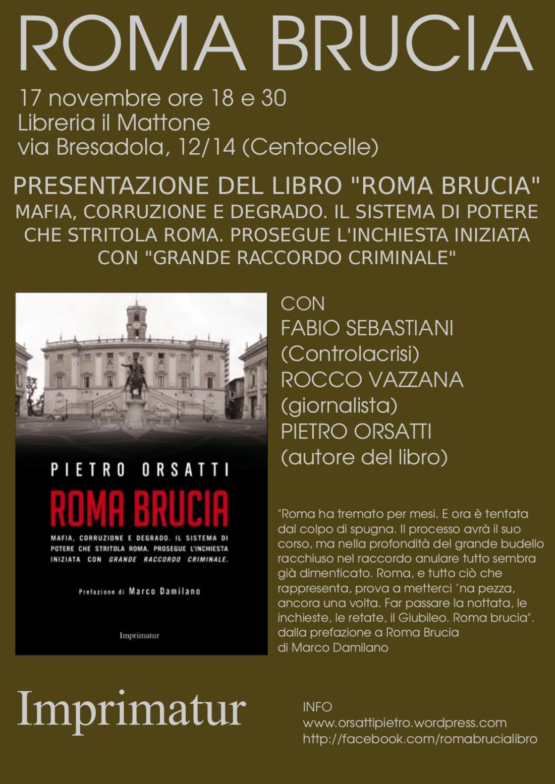 roma brucia 17 novembrebuona