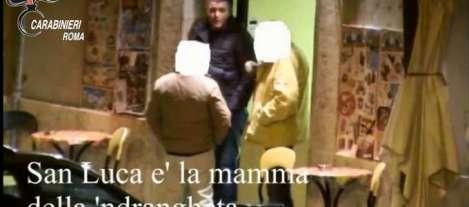 Ndrangheta Tivoli 1-2